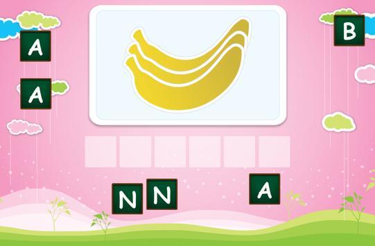 Spelling for children screenshot 5
