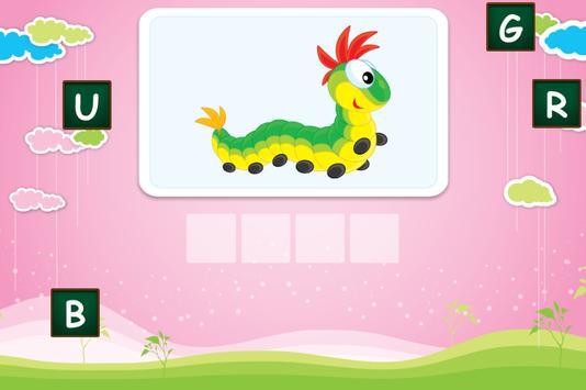 Spelling for children screenshot 7