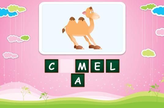 Spelling for children screenshot 8