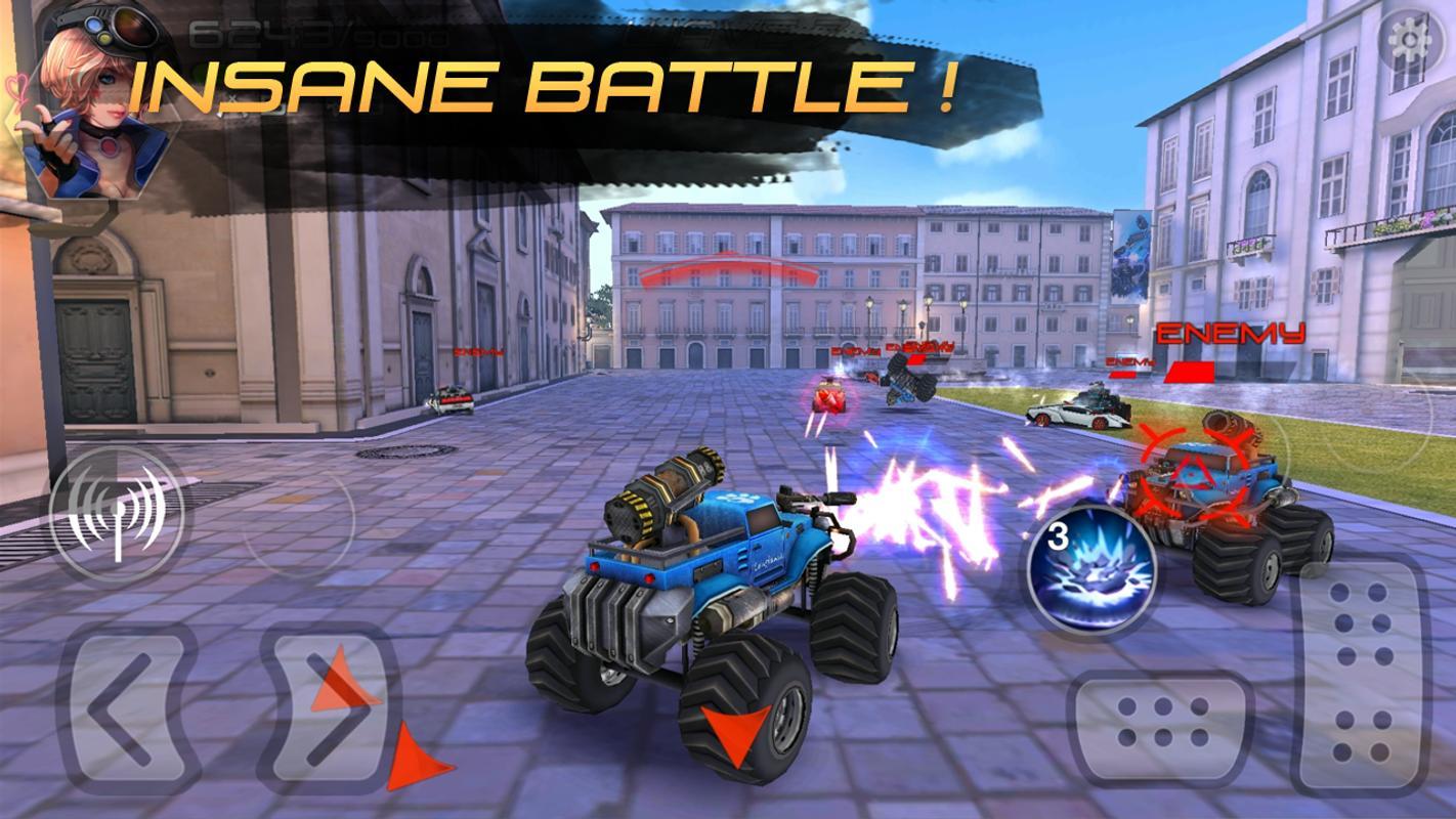 overload multiplayer car battle mod apk revdl