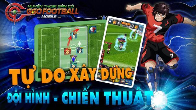 GGO - Huyền Thoại Sân Cỏ screenshot 14
