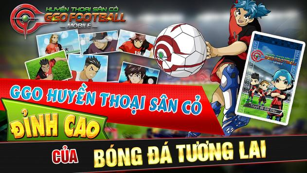 GGO - Huyền Thoại Sân Cỏ screenshot 17