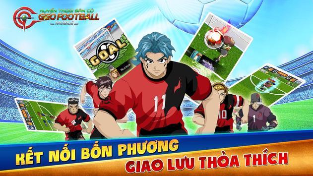 GGO - Huyền Thoại Sân Cỏ screenshot 10