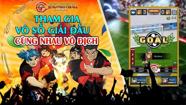 GGO - Huyền Thoại Sân Cỏ screenshot 11