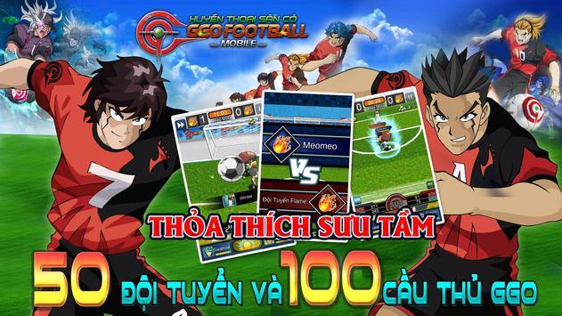 GGO - Huyền Thoại Sân Cỏ screenshot 3