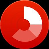WADA WiFi 3G /4G Traffic meter icon