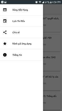 Tin Bóng Đá 24/7 apk screenshot