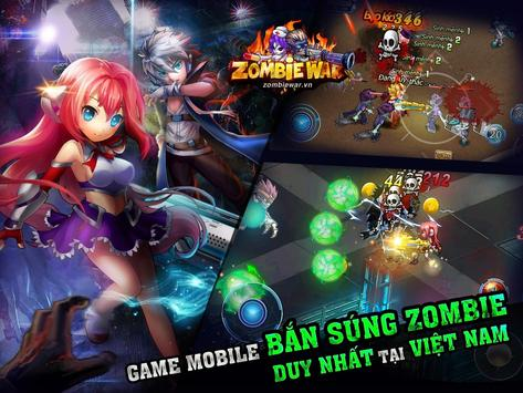 Zombie War AT poster
