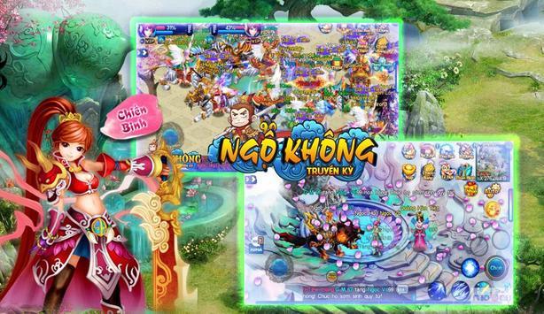 Thien Menh - Tan Ngo Khong 3D apk screenshot