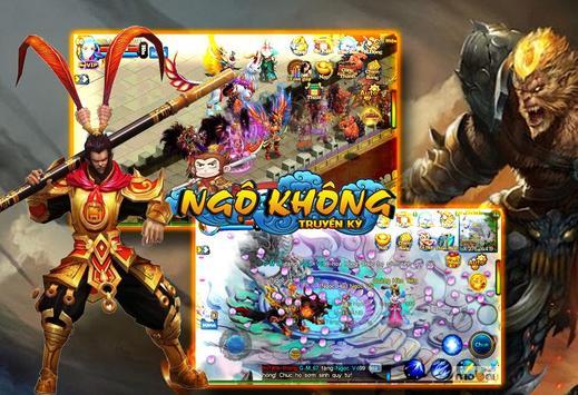 Thien Menh - Tan Ngo Khong 3D poster