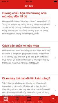 Phụ Tùng Xe apk screenshot