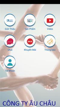 CÔNG TY ÂU CHÂU apk screenshot