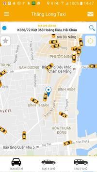 Taxi Thăng Long apk screenshot