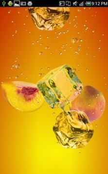 Juice Live Wallpaper v2 apk screenshot