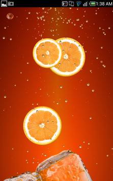 Juice Live Wallpaper apk screenshot