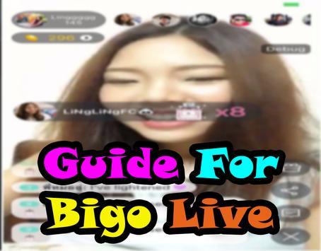 Video BIGO LIVE : GUIDE TIPS apk screenshot