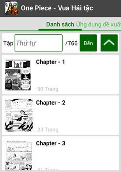 Truyện Tranh Phiêu Lưu apk screenshot