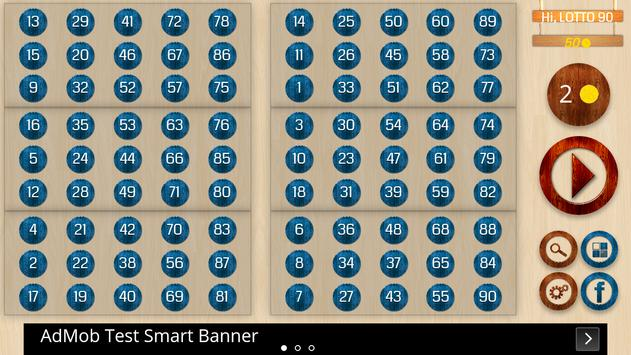 Bingo 90 Lite screenshot 7