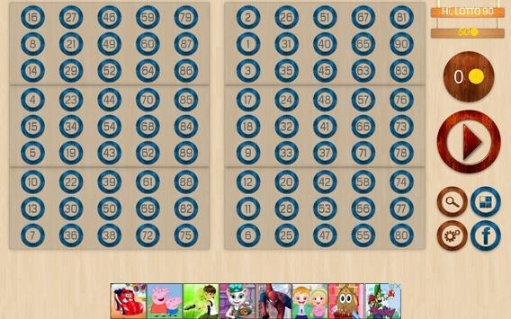 Bingo 90 Lite screenshot 12