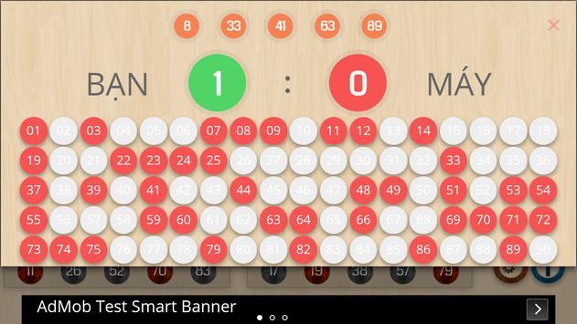 Bingo 90 Lite screenshot 1