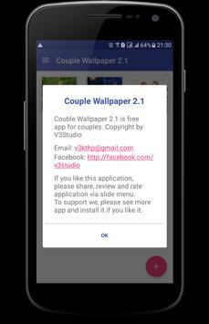 Couple Wallpaper 2.1 apk screenshot