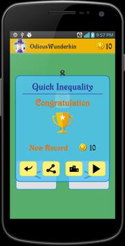 Quick Inequality screenshot 4
