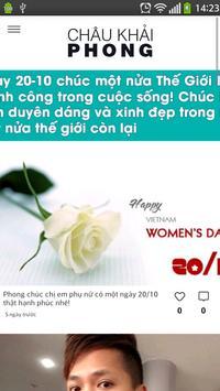 Ca sĩ Châu Khải Phong screenshot 3