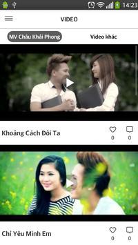 Ca sĩ Châu Khải Phong screenshot 4