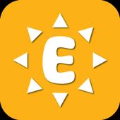 E Bright icon