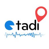 ETADI 24h audio news & maps, navigation, traffic (Unreleased) icon