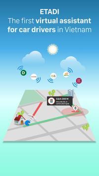 ETADI 24h audio news & maps, navigation, traffic (Unreleased) screenshot 5