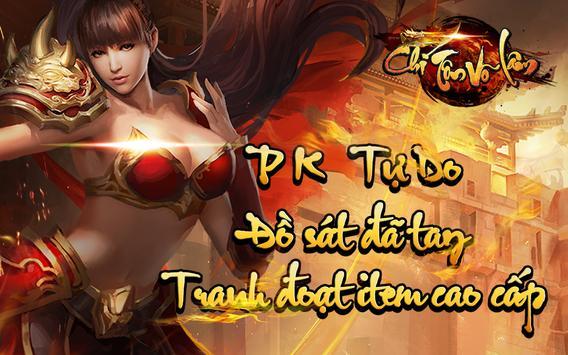 Chi Ton Vo Lam - Truyen Ky PK apk screenshot