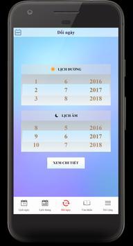 Lich van nien 2018 - Am lich apk screenshot