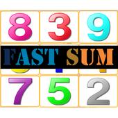 Fast Sum icon