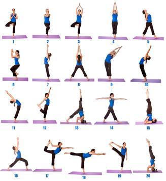 Yoga exercises for beginners screenshot 3