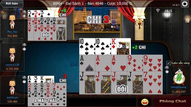 Fang69 Club - Chơi bài đại gia screenshot 1