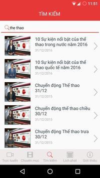 VOVTV apk screenshot