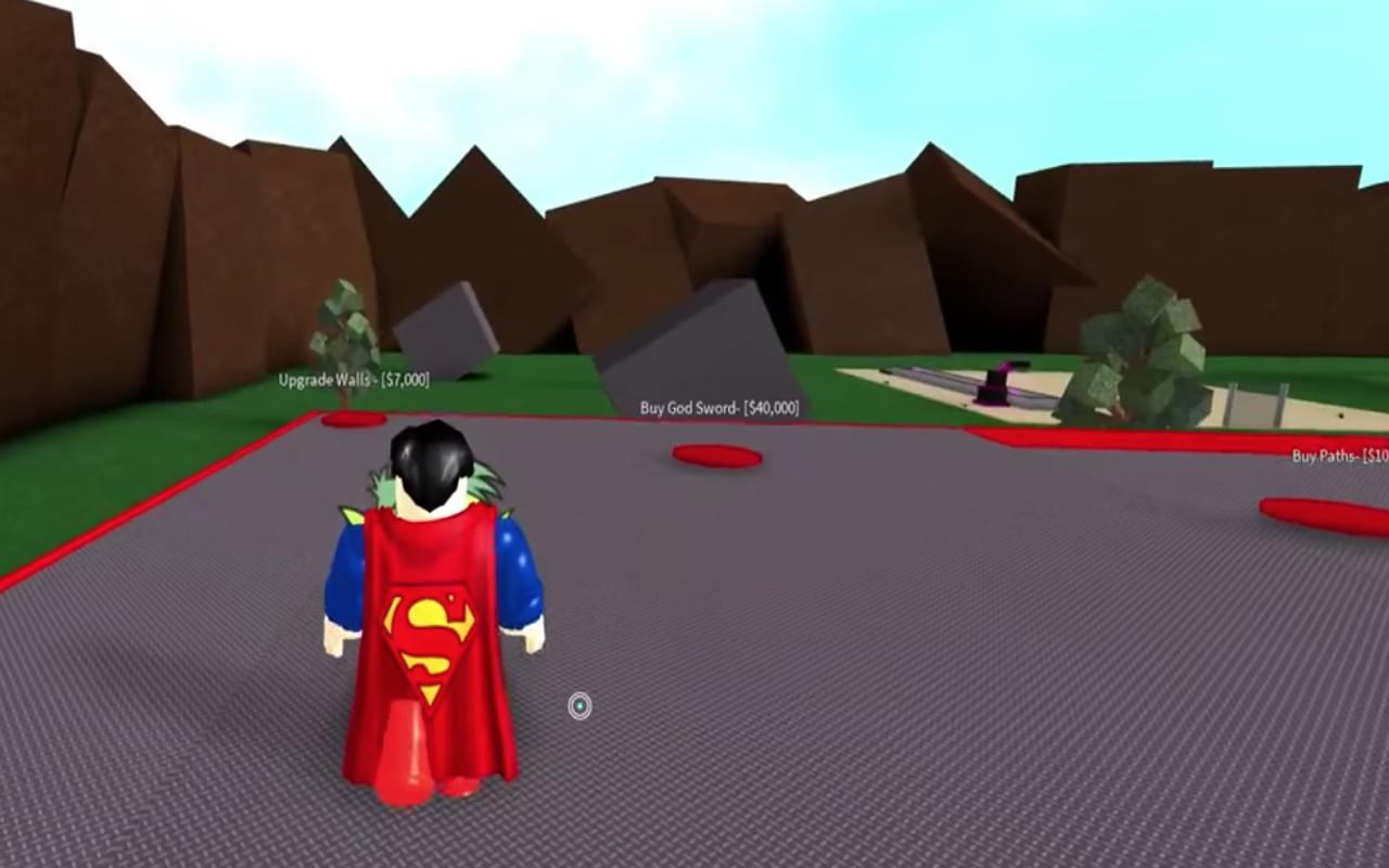 Becoming A Superhero In Roblox - Tips Of Superman Roblox Super Hero Tycoon For Android Apk