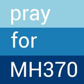 Pray for MH370 icon