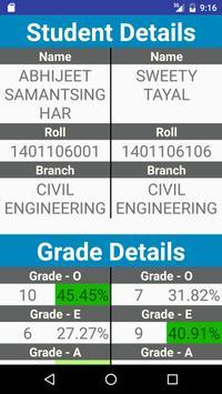 BPUT Analyzer apk screenshot