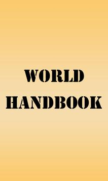 World Factbook poster
