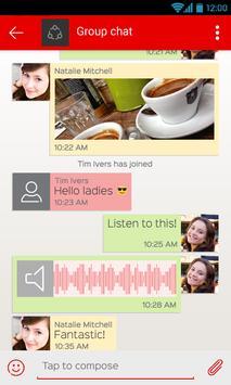 Chat+ par Vodafone Cameroon screenshot 3