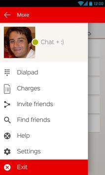 Chat+ par Vodafone Cameroon screenshot 1