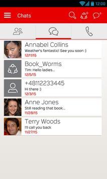 Chat+ par Vodafone Cameroon screenshot 2