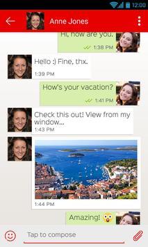 Chat+ par Vodafone Cameroon screenshot 4