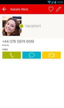 Chat+ par Vodafone Cameroon screenshot 5