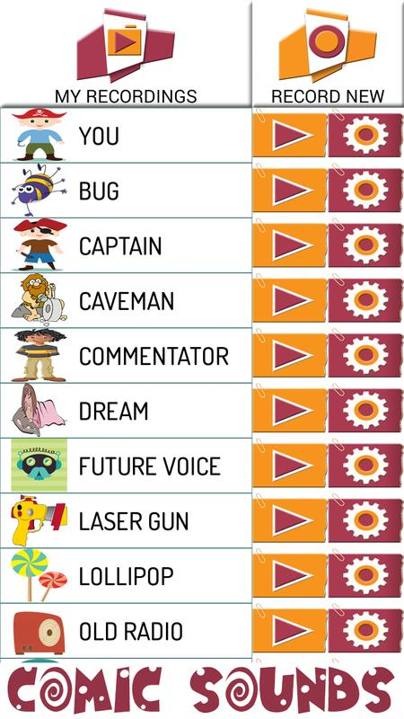 comic sounds and effects apk download free music audio app for