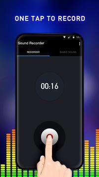 Enregistreur vocal capture d'écran 1