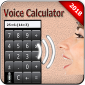 Voice Calculator Pro 2018 icon