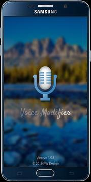 Voice Modifier poster